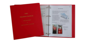 fire safety training manual
